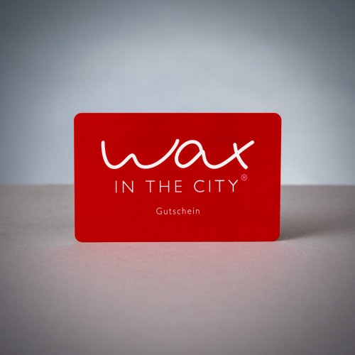 Wax in the City Vocher