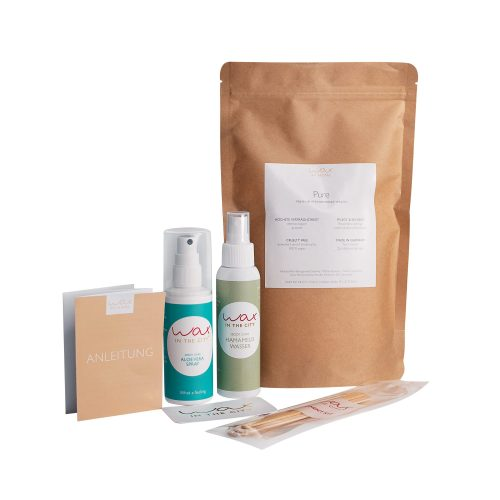 Wax at home Box by Wax in the City